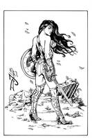 Wonder Woman - BVS by DeanJuliette