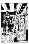 Batgirl, Wonder Woman and Mercy