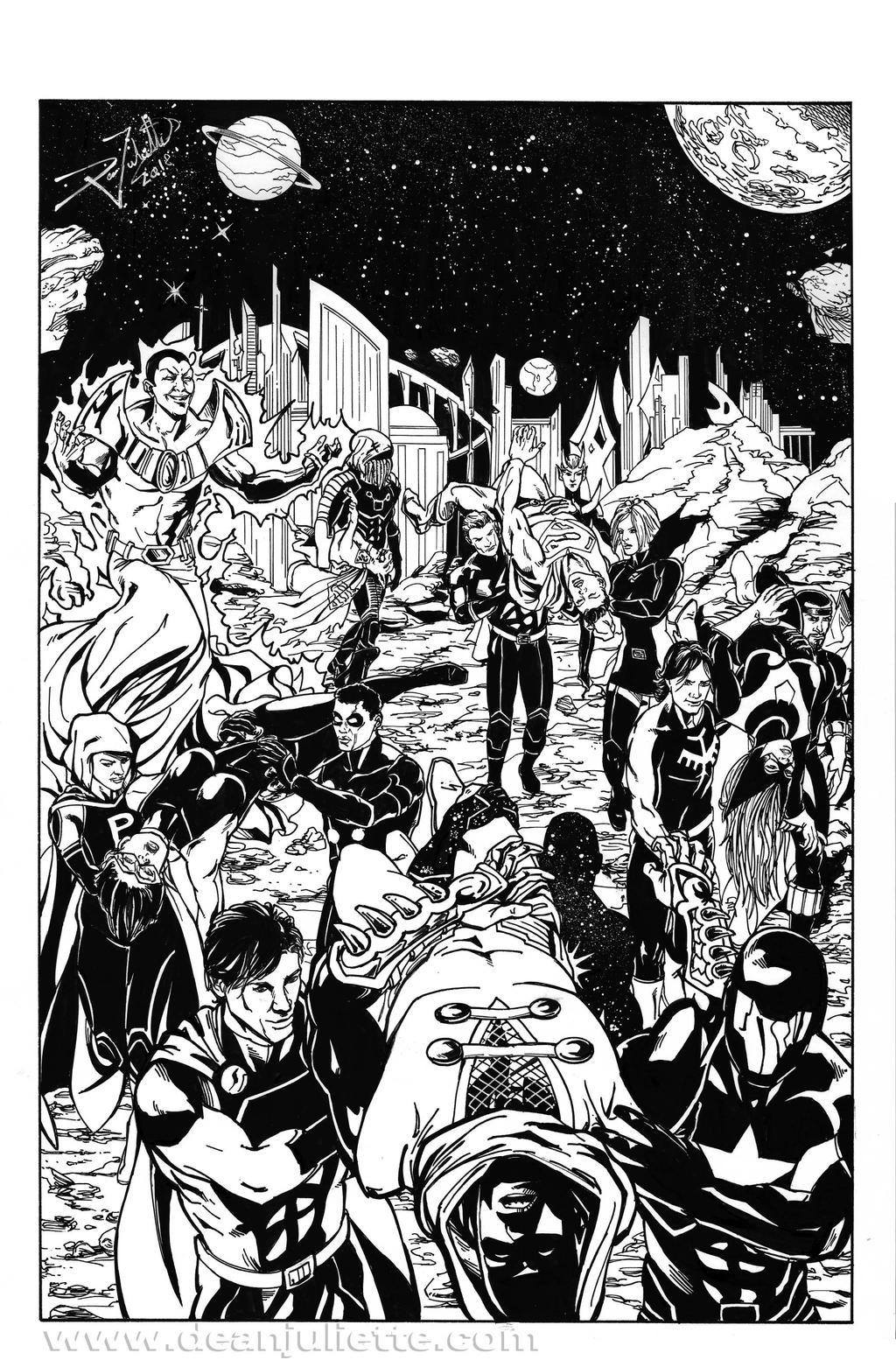 Commission 08 by DeanJuliette