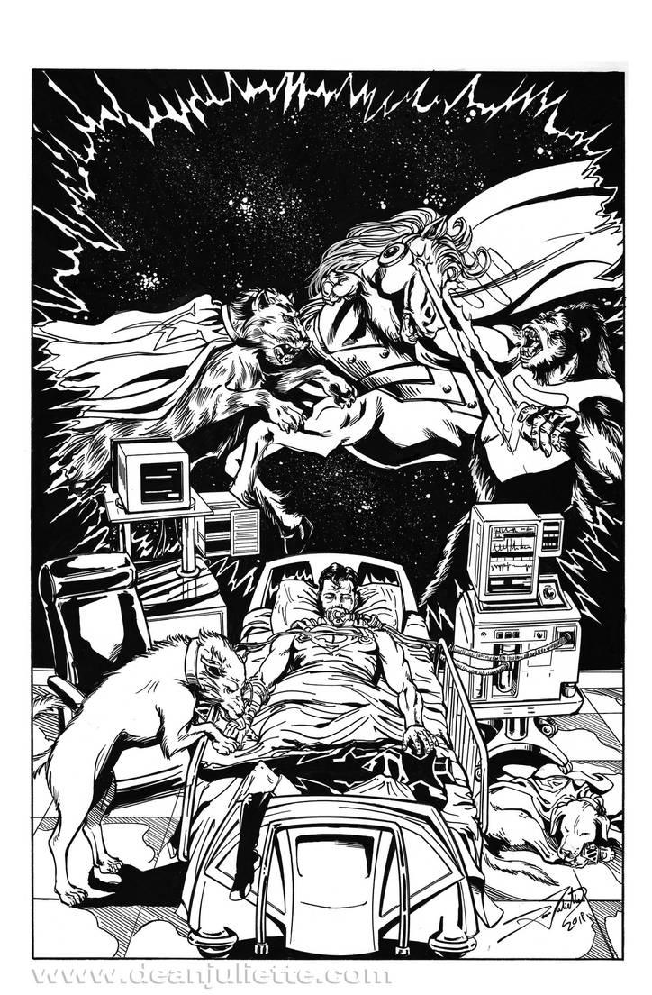 Commission 11 by DeanJuliette