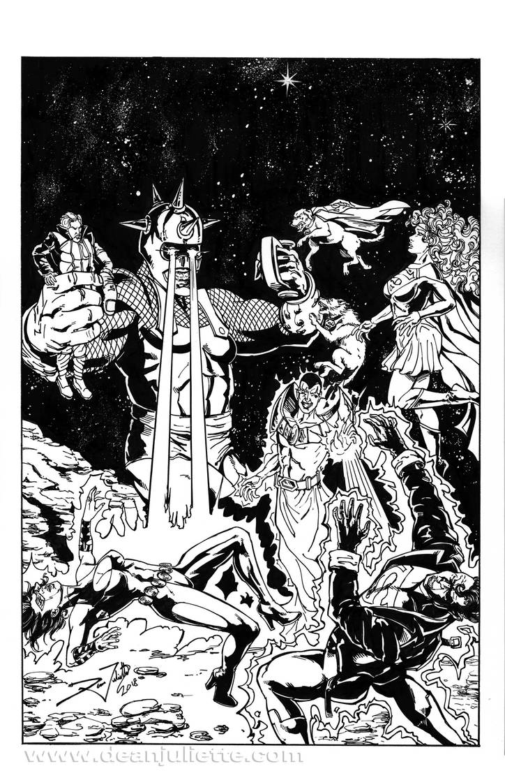 Commission 15 by DeanJuliette