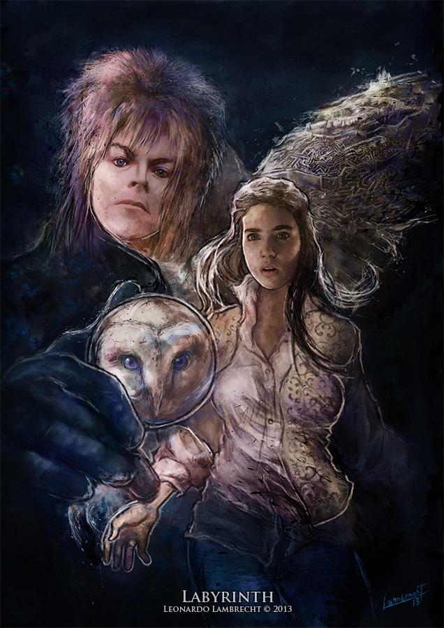 Labyrinth by Leonardo-Lambrecht