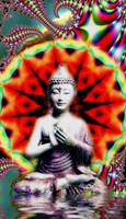 TRIPOMATIC BUDDHA