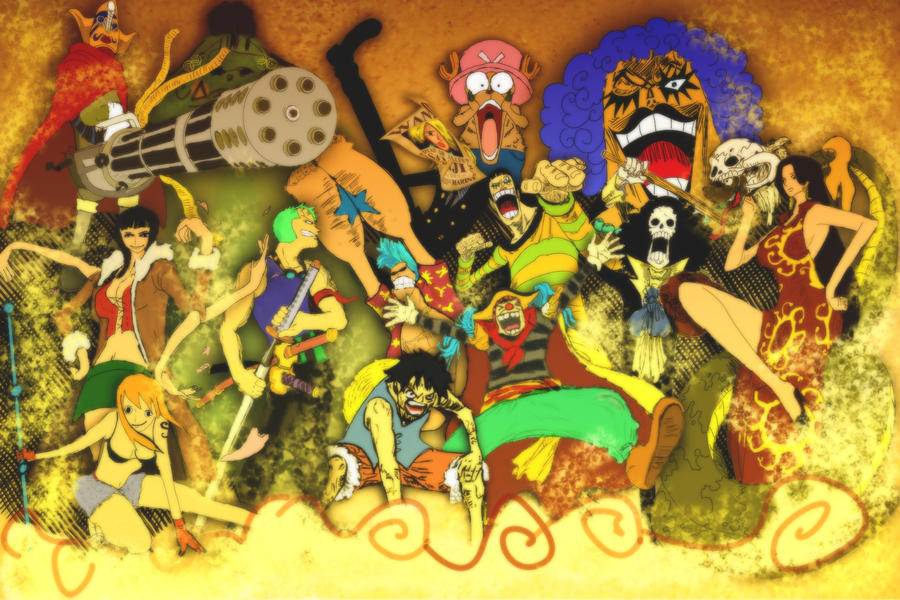 One piece new world in new age by cartografir on deviantart - One piece pictures new world ...