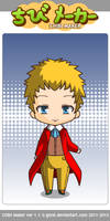 Sixth Doctor by S1lv3rw1nd