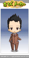 Tenth Doctor by S1lv3rw1nd