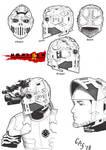 Norilsk Incident Peng's Helmet