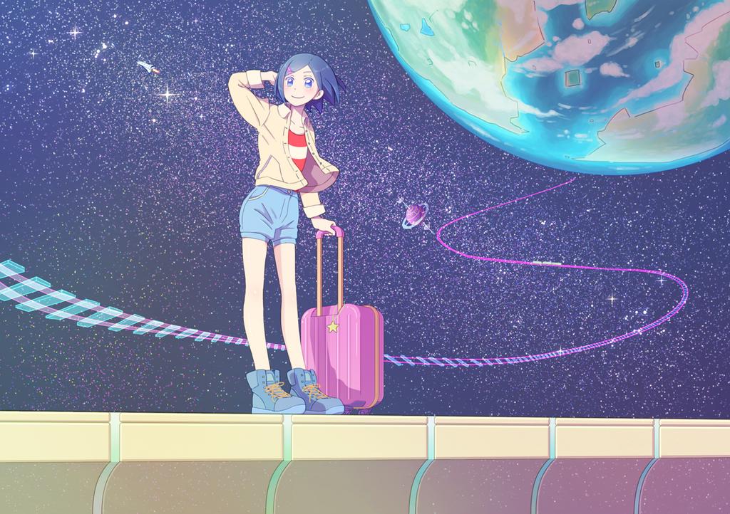 Dperture by azumakiharu