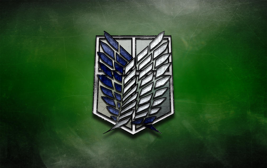 Survey Corps Logo by chiller963Survey Corps Wallpaper