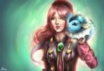Commission: Evie