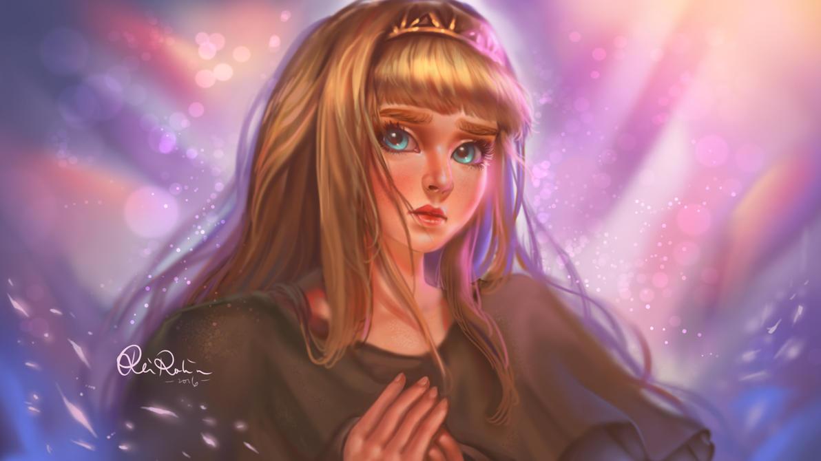 Alicia Repaint by ReiRobin