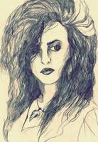 Bellatrix portrait by Katuszka-chan