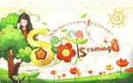 Good Bye Summer. Spring is coming