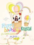 Happy Birthday, Soojung ah