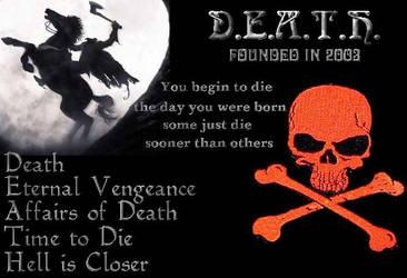 club death id by d-e-a-t-h
