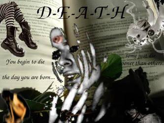 d-e-a-t-h by d-e-a-t-h