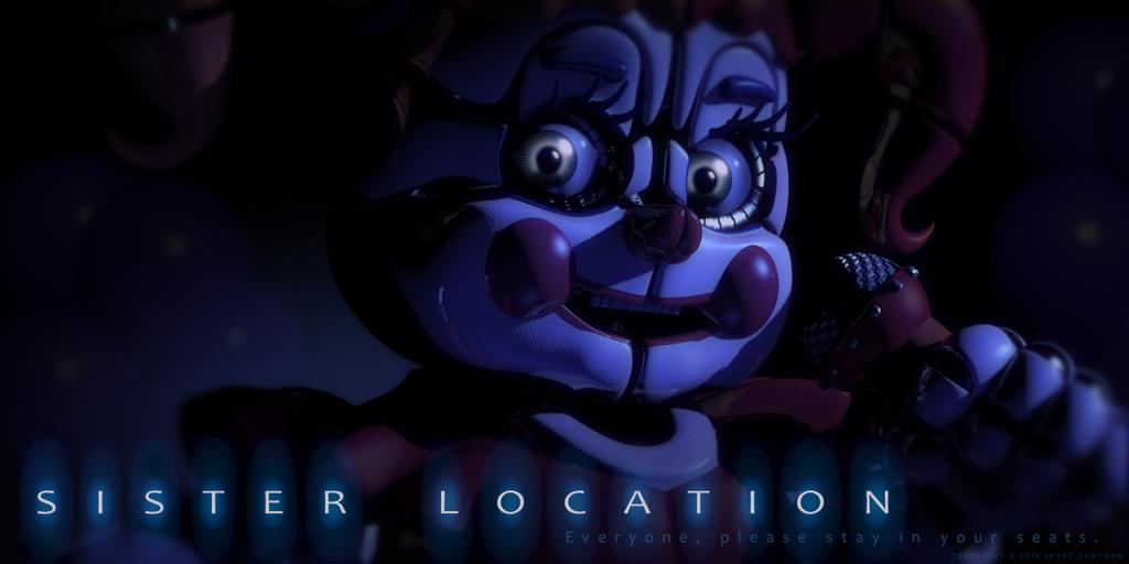 Fnaf sister location baby scottgames com by fnafplayer2016 on