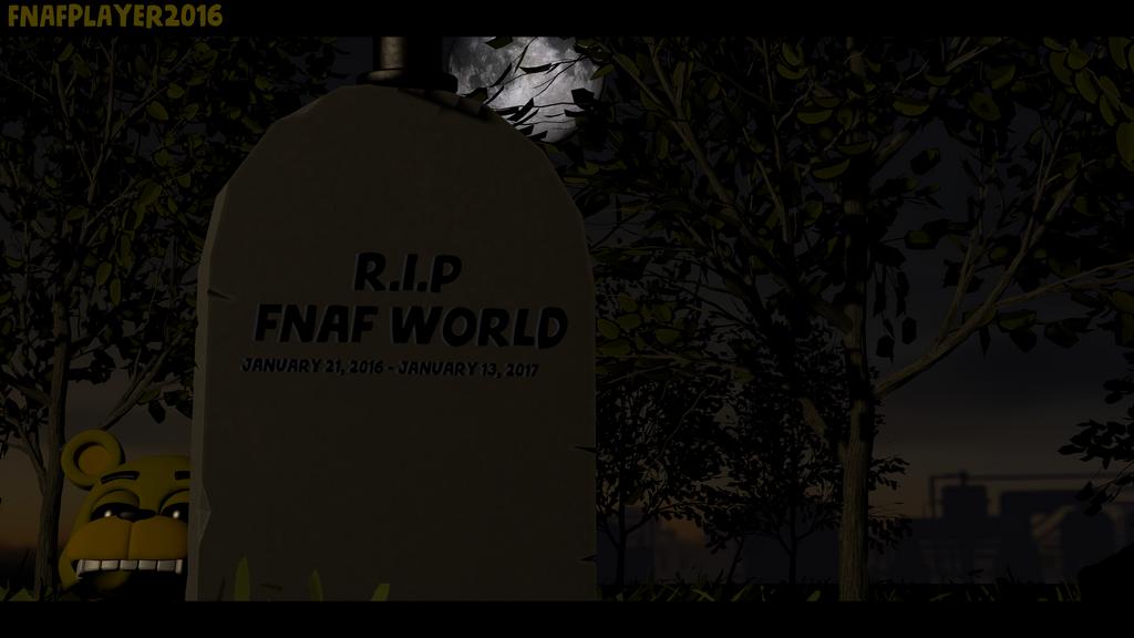 [SFM FNaF] The Adventure Ends by FNAFplayer2016