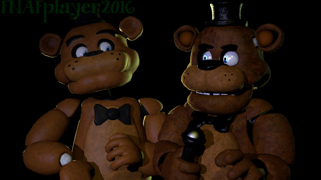 [SFM FNAF] Old and New by FNAFplayer2016