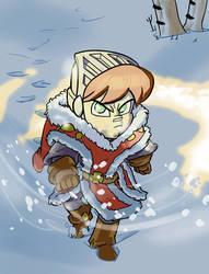 Odric's Winter Armor