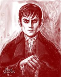 Tim Burton's Dark Shadows Barnabas