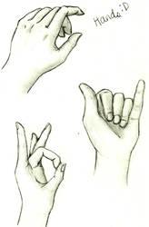Hand Sketches by x0xLliithiiumx0x