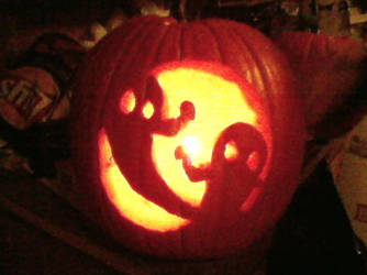 Pumpkin. by x0xLliithiiumx0x