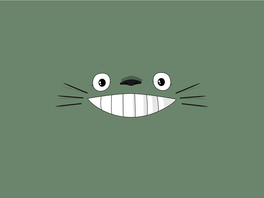 Toon Wallpapers Totoro by Kikechan