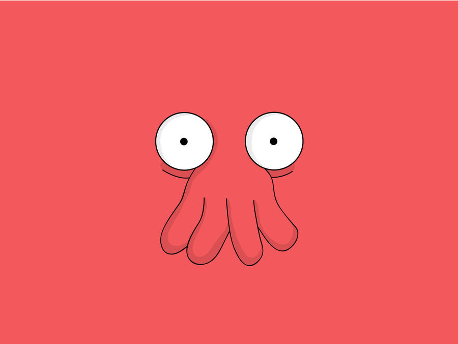 toon Wallpapers Zoidberg by Kikechan