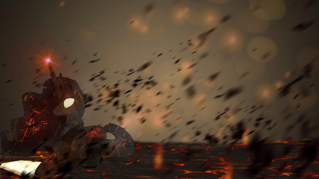 Volcanic Princess by ShadesofEverfree