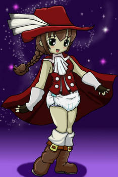 Padded Red mage
