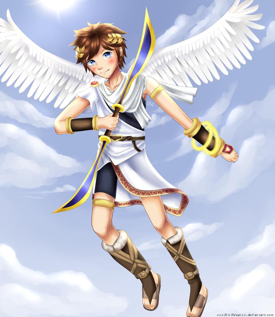Pit Kid Icarus By XxxRinRulesxxx