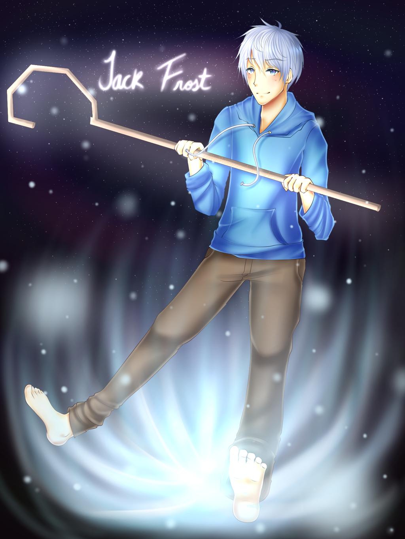Jack Frost by xxxRinRulesxxx