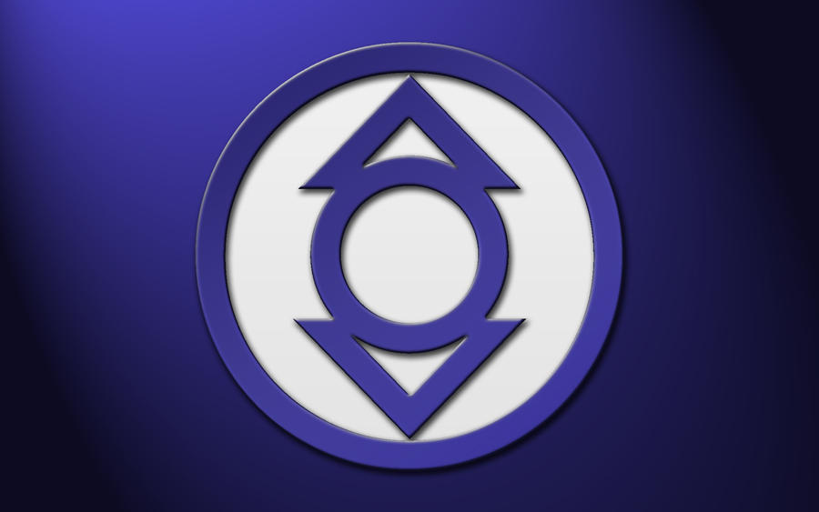 Which Lantern Core Do You Want To Be In Violet Lantern Logo