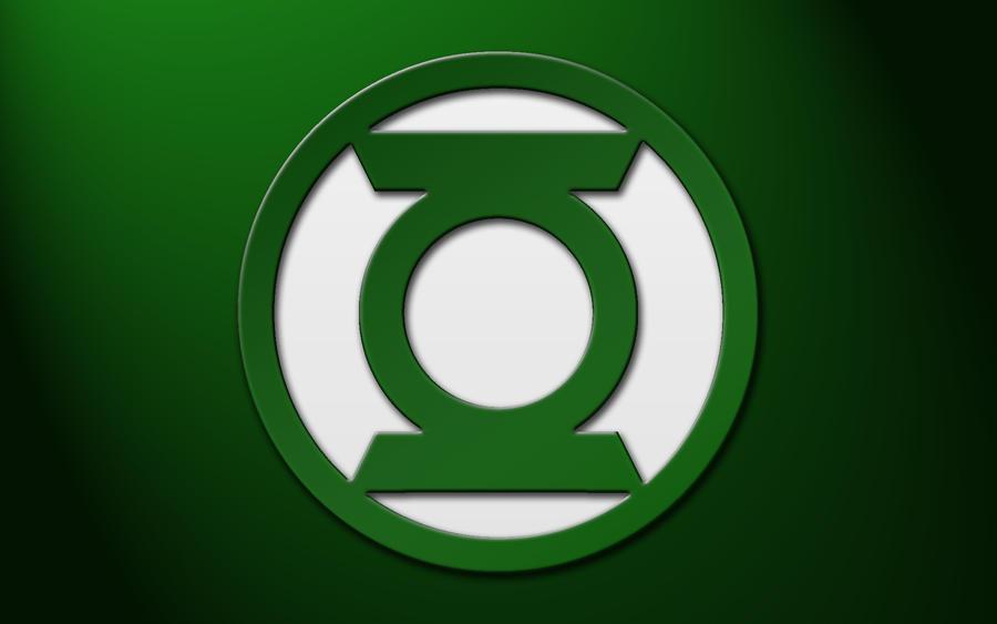 Green Lantern Standard by amesmonkey