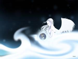 Guardian Angel by FeuSigil