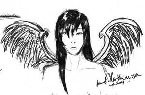 Sad Little Angel by Crowley