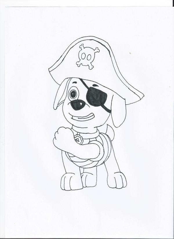paw patrol halloween coloring pages - paw patrol halloween zuma by pawpatrolfan66 on deviantart