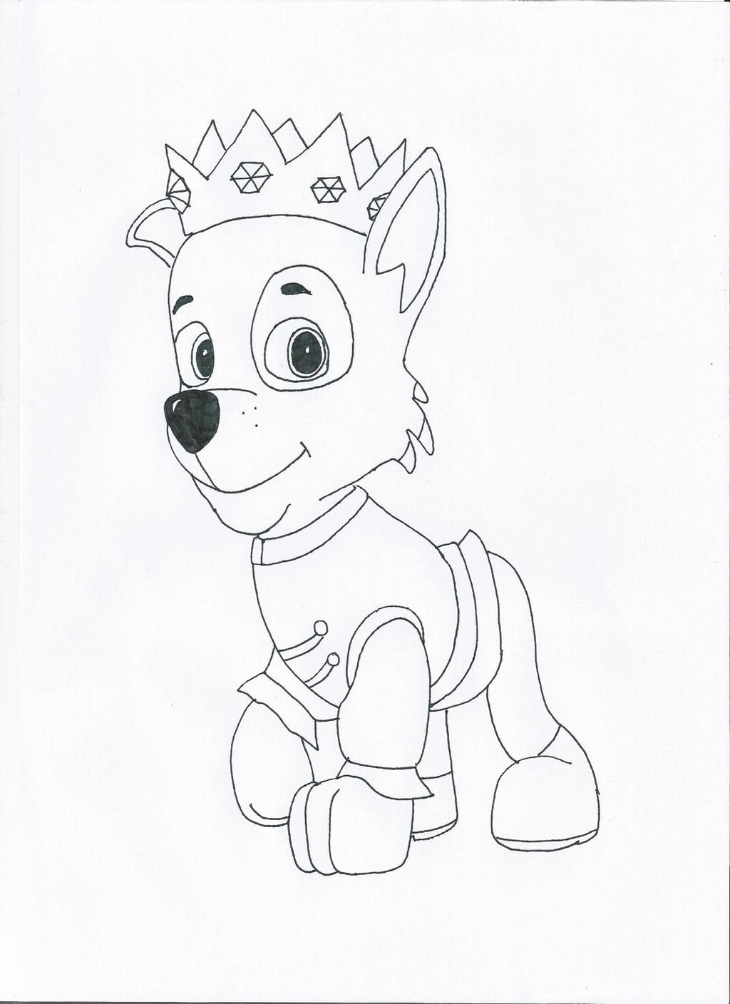 Paw Patrol Skye Coloring Sheets Coloring Pages