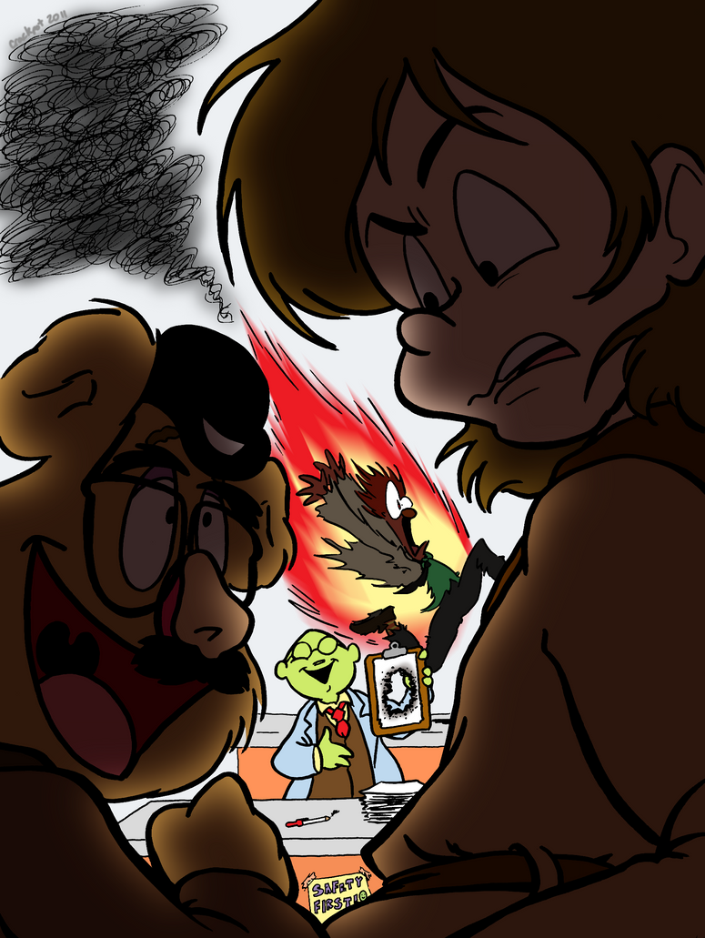Muppet Labs Redux by CrackpotComics