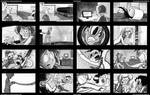 Plastic Man Storyboards