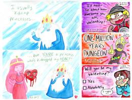 Valentines by RachelOrdwayArt