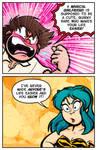 Alien Girlfriend Problems by RachelOrdwayArt