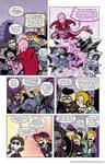 Harriet Jinjur Comic Commission - NewDilStories by RachelOrdwayArt