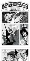 Captain Eagle comic PART 1