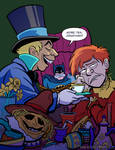 Commission For DarkwingSnark 4 by RachelOrdwayArt