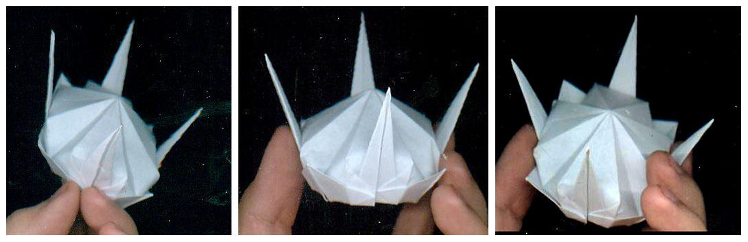 Origami Crown By Blue Fusion On Deviantart