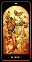 Judgment - Lepidopteran Deck by blue-fusion