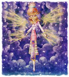 A Star Maiden of Philippine Mythology