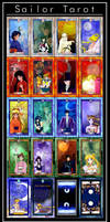Sailor Tarot Court Cards